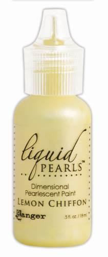 Lemon Chiffon Liquid Pearl