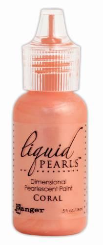 Coral Liquid Pearl