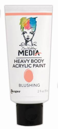 Blushing Acrylic Paints