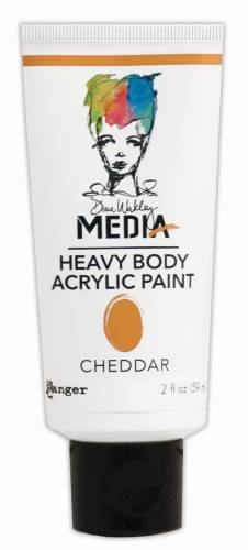 Cheddar Acrylic Paints