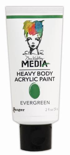 Evergreen Acrylic Paints