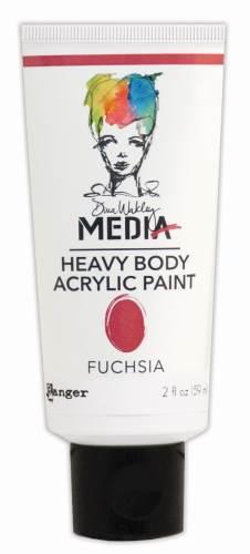 Fucshia Acrylic Paints