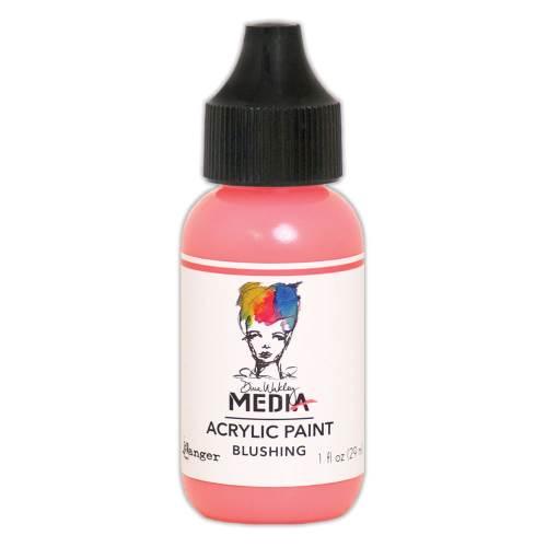 Blushing 1oz Bottled Acrylic Paint