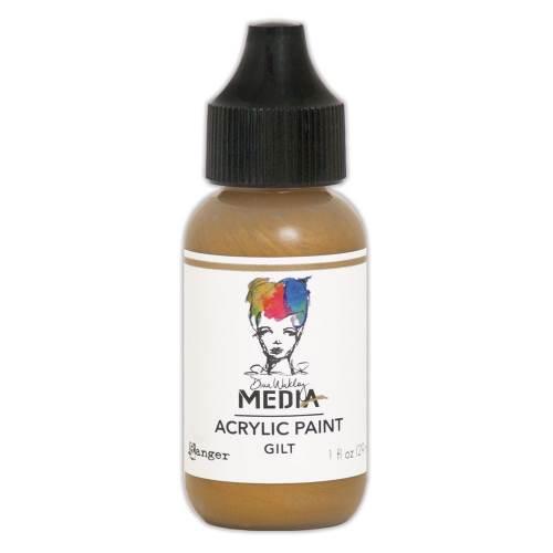Gilt 1oz Bottled Acrylic Paint
