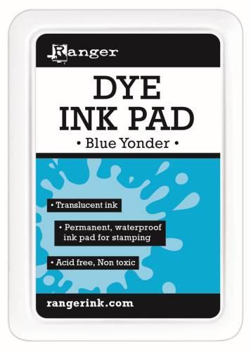 Ranger Dye Ink Pads - Blue Yonder