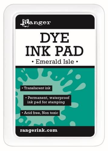 Ranger Dye Ink Pads - Emerald Isle