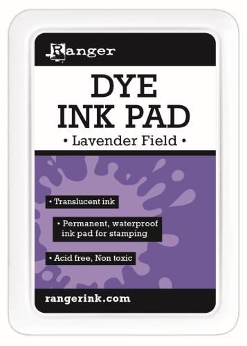 Ranger Dye Ink Pads - Lavender Field