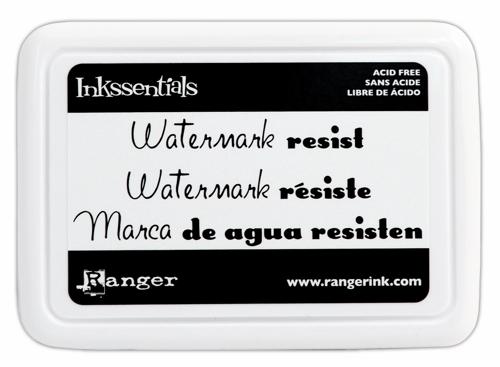INKSSENTIAL WATERMARK/RESIST PAD
