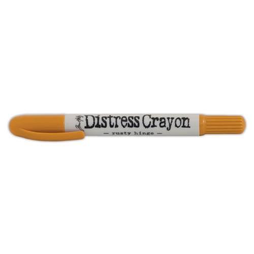 Rusty Hinge Distress Crayons
