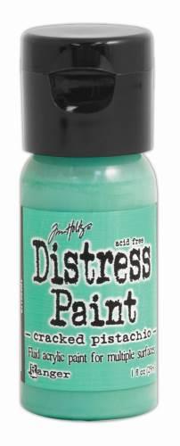 Cracked Pistachio Distress Paint