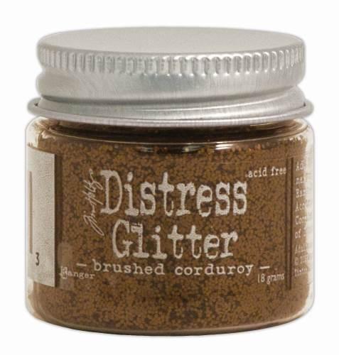DISTRESS GLITTER - BRUSHED CORDUROY
