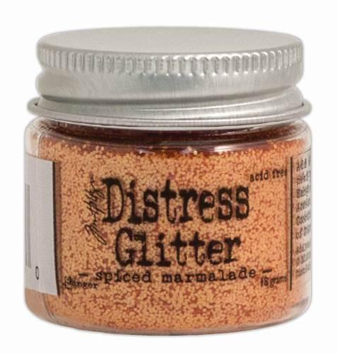 DISTRESS GLITTER - SPICED MARMALADE