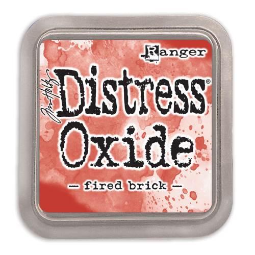 Fired Brick Distress Oxides