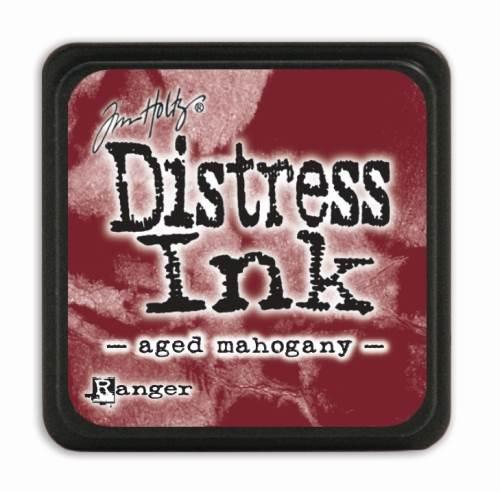 Black Soot Distress Mini Ink Pad