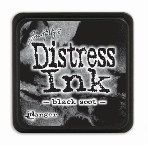 Aged Mahogany Distress Mini Ink Pad