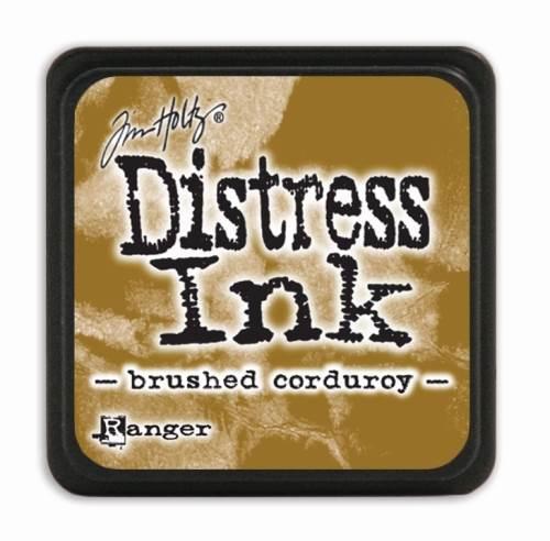 Brushed Corduroy Distress Mini Ink Pad