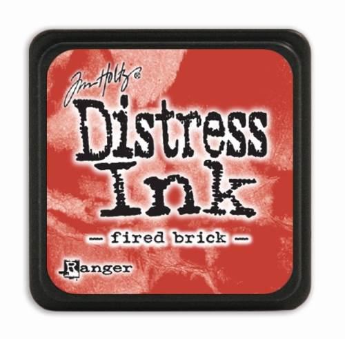 Fired Brick Distress Mini Ink Pad