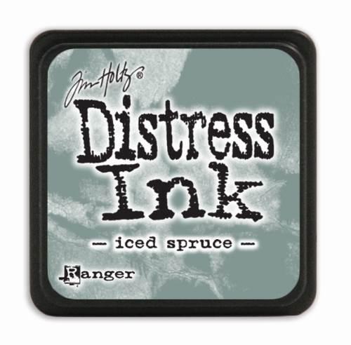 Iced Spruce Distress Mini Ink Pad