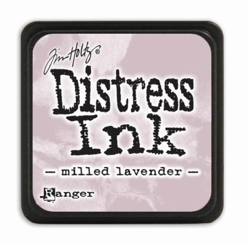 Milled Lavender Distress Mini Ink Pad