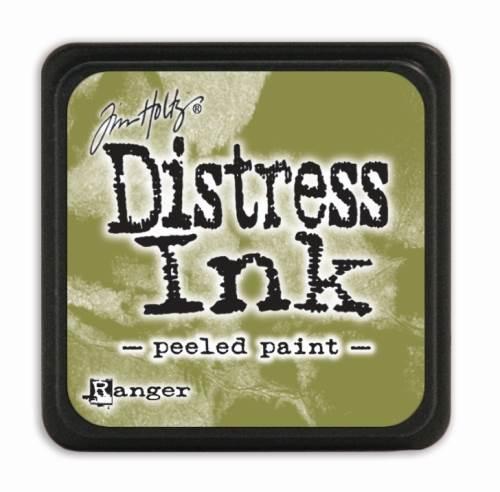 Peeled Paint Distress Mini Ink Pad