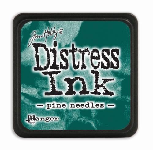 Pine Needles Distress Mini Ink Pad