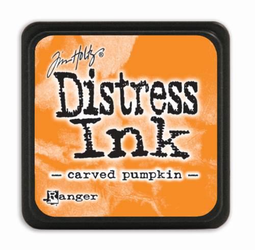 Carved Pumpkin Mini Ink Pad