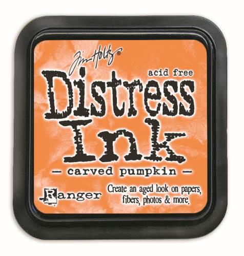 Carved Pumpkin Distress Ink Pad