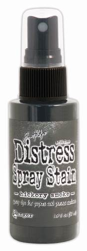 Hickory Smoke Distress Spray Stain