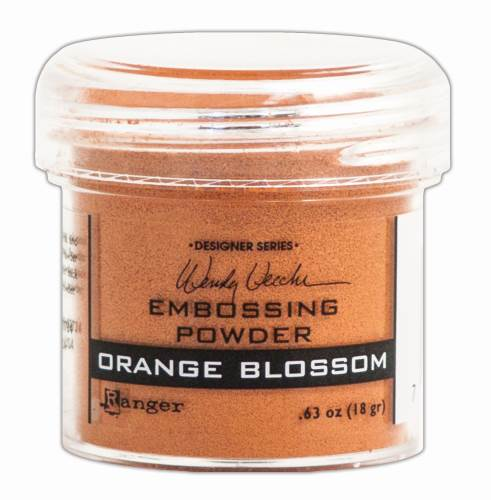 WV Embossing Powder - Orange Blossom