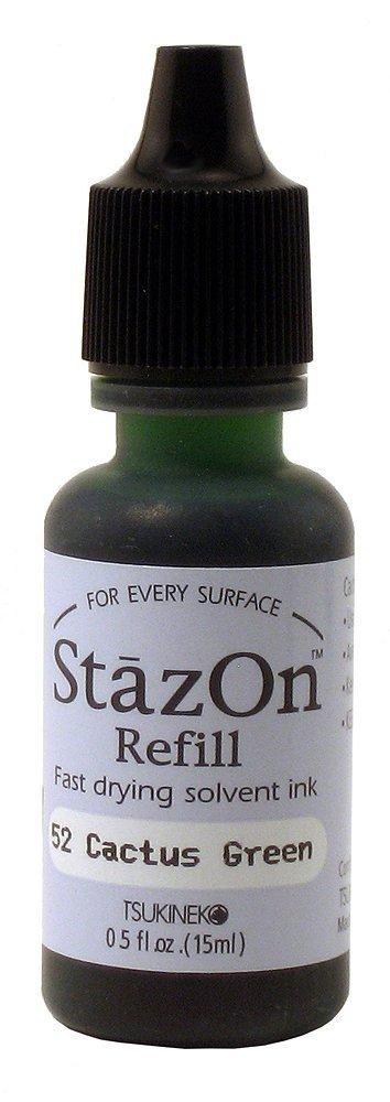 Cactus Green Stazon Reinker