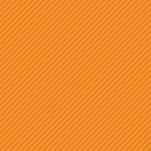 Let's Party - Teal Streamers/Orange Stripes Paper