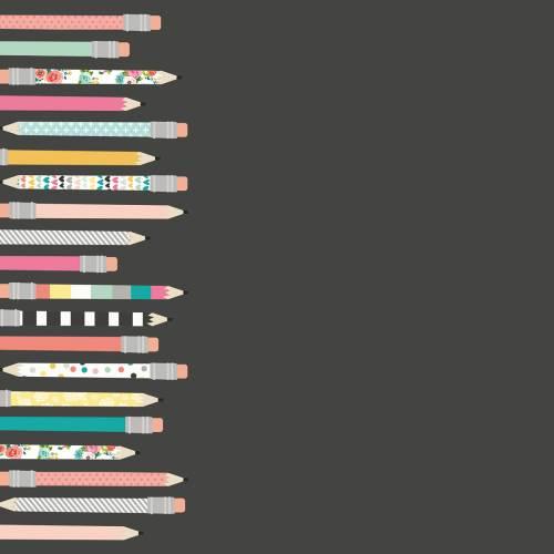 Carpe Diem - Pencil It In Paper