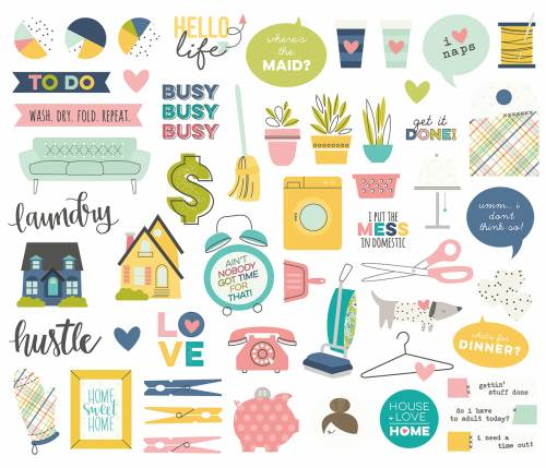 Domestic Bliss Bits & Pieces