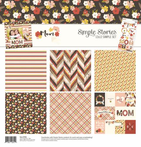 Mom Simple Collection Kit