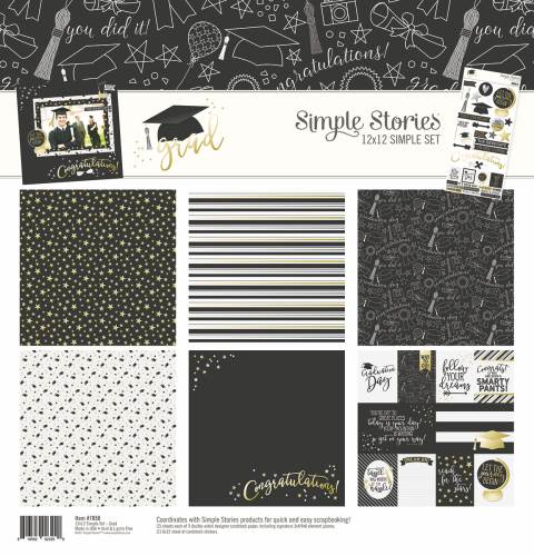 Grad Simple Collection Kit