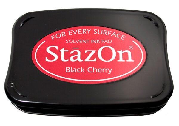 Cherry Pink Stazon Pad