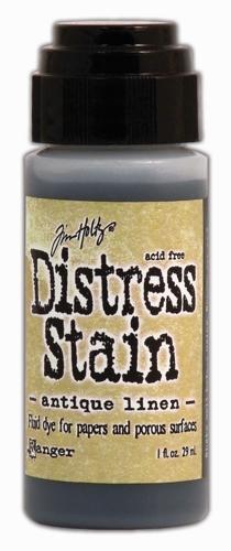 Distress Stain - Antique Linen