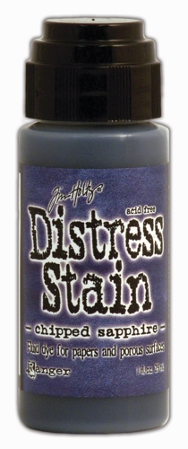 Distress Stain - CHIPPED SAPPHIRE