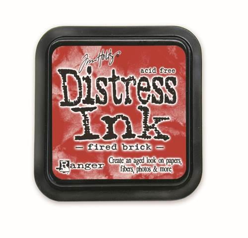Fired Brick 3x3 Distress Ink Pad