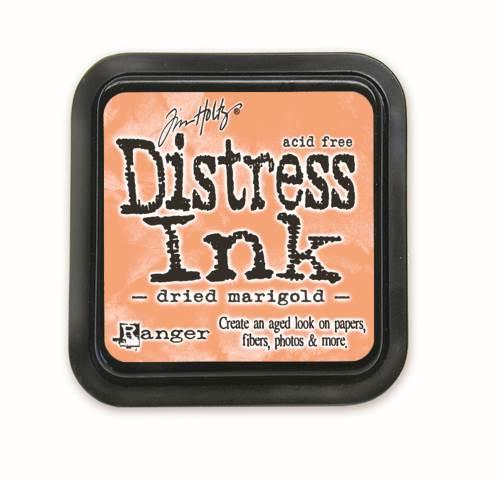 Dried Marigold 3x3 Distress Ink Pad