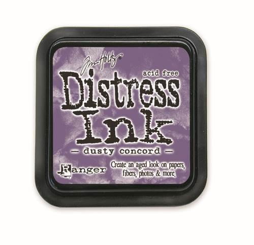 Dusty Concord 3x3 Distress Ink Pad