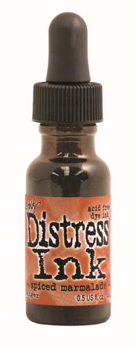 Spiced Marmalade 1/2 oz.Distress Ink Reinker
