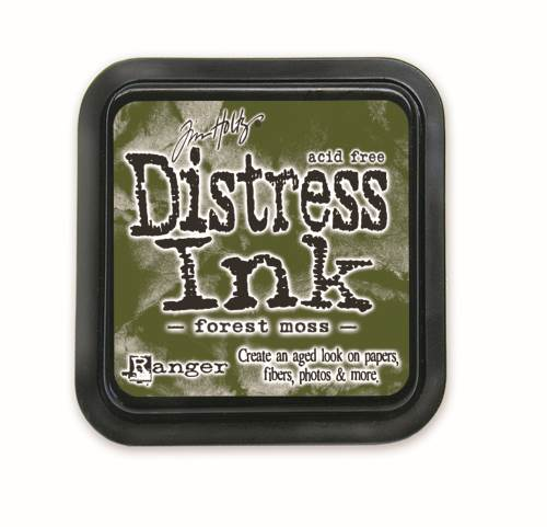 Forest Moss 3x3 Distress Ink Pad