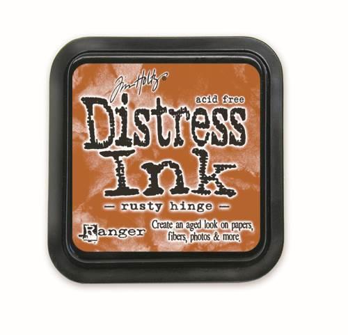 Rusty Hinge 3x3 Distress Ink Pad