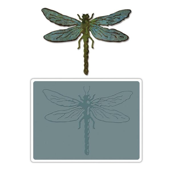 Layered Dragonfly