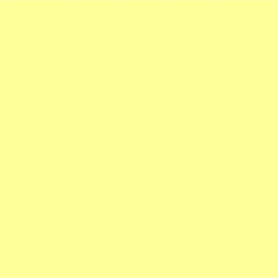 Lemon Yellow Cardstock